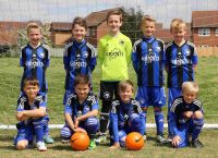 GRANTS football team sponsor photo