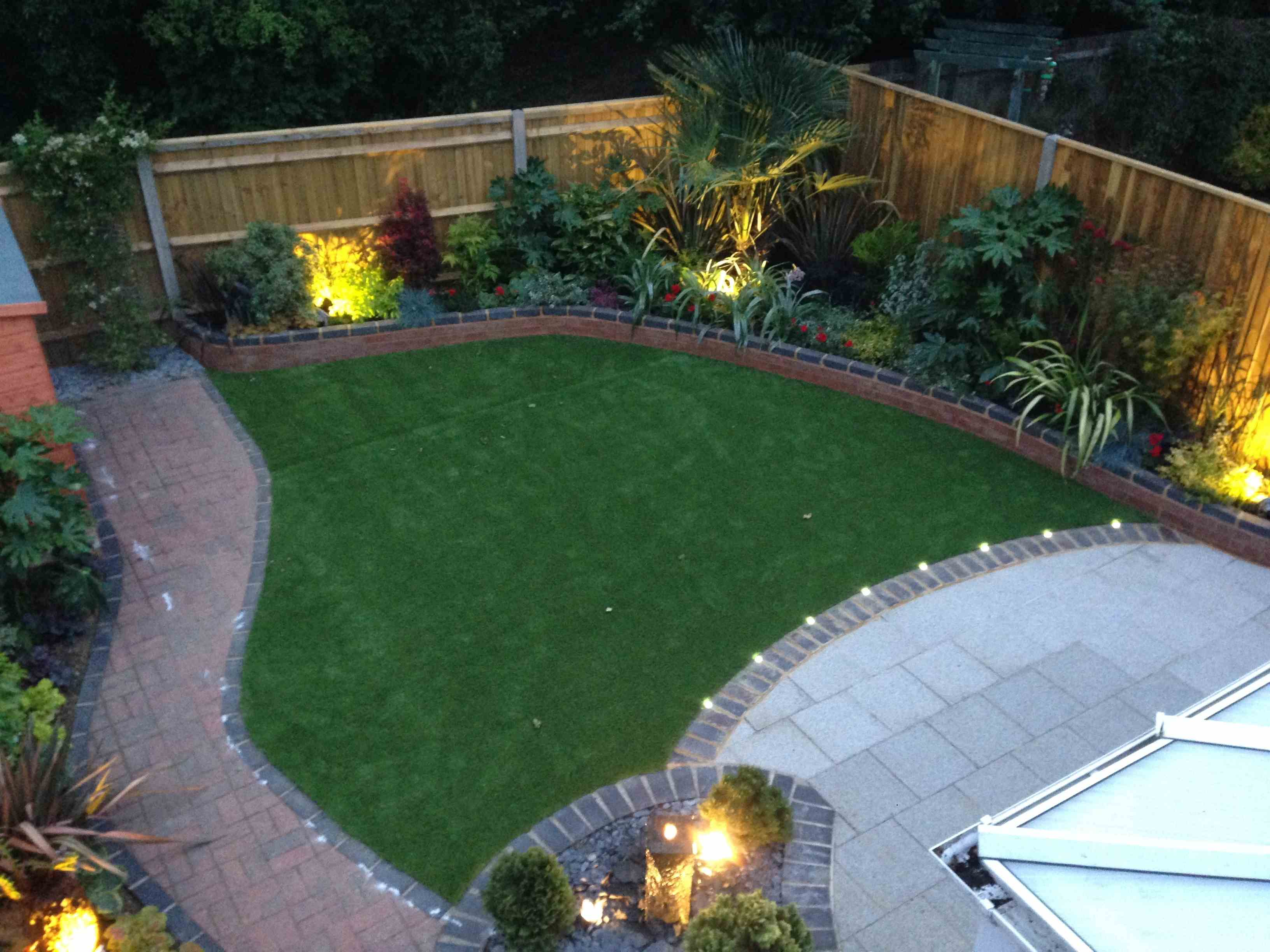 Garden Maintenance Landscape Gardener Patios Decking Fencing