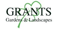 GRANTS Gardens and Landscapes Crawley, West Sussex Logo