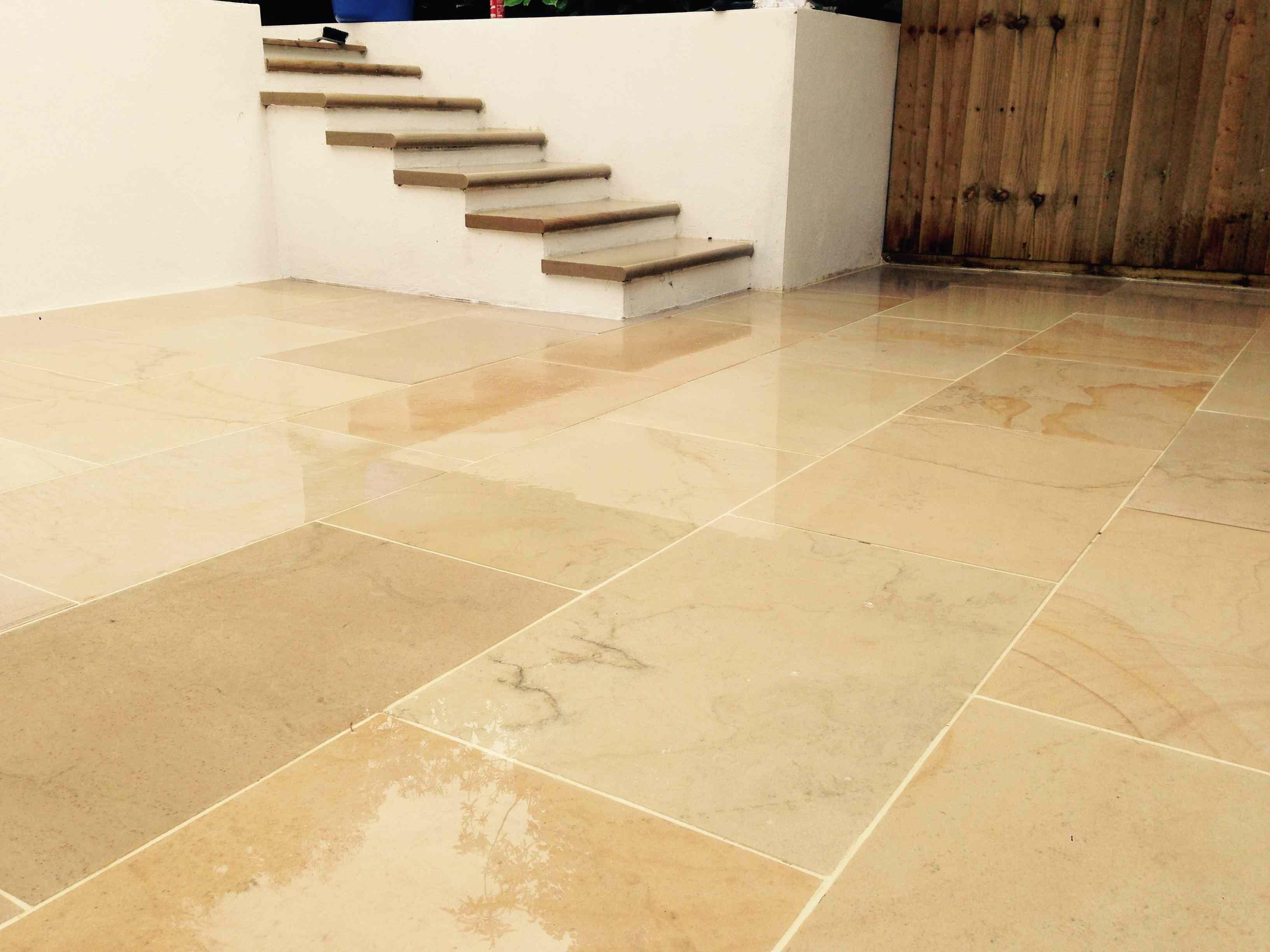 Slab Patio Flooring